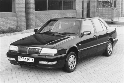lancia thema 1986 1994 used car review review car