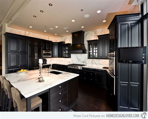 pics of black kitchen cabinets best 25 black kitchen cabinets ideas on