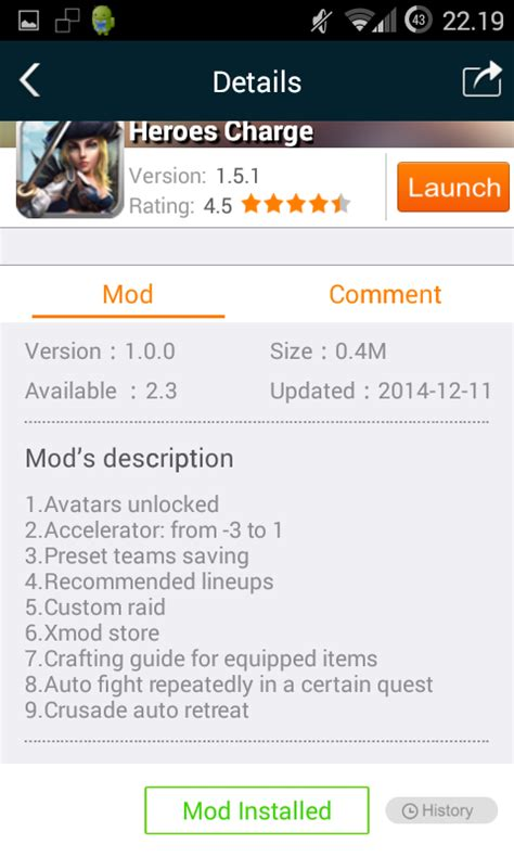 download xmodgame for ios tutorial heroes charge 1 5 1 xmodgame android and