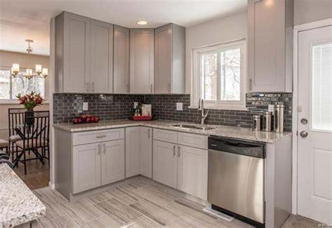 cabinet and stone international grey shaker kitchen cabinets custom kitchen cabinets