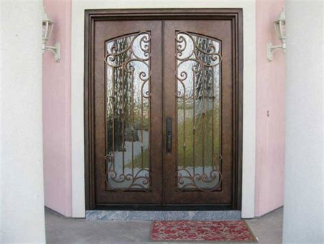 Iron Front Door Prices Wrought Iron Entry Doors With Sidelights Home Ideas Collection Wrought Iron Entry Doors For