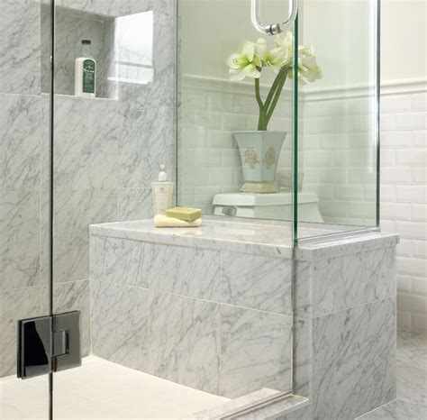 White Marble Bathrooms by White Marble Bathroom Traditional Bathroom Other