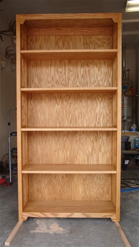 mission style bookcase by bigbuck lumberjocks