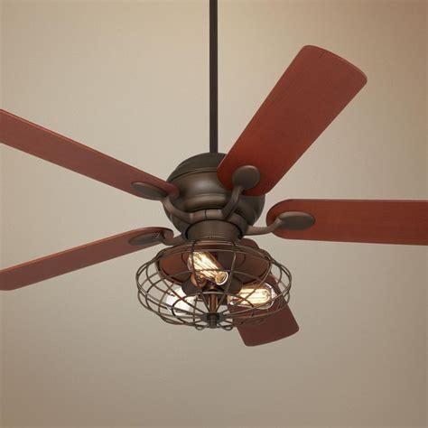 ceiling fan with night light casa optima industrial oil rubbed bronze ceiling fan