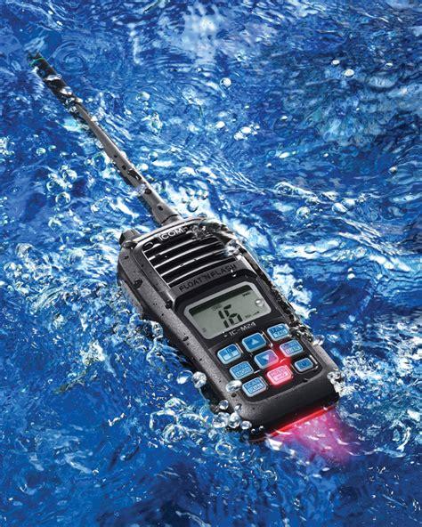 Ht Icom Ic M24 Vhf Marine icom ic m24 vhf radio