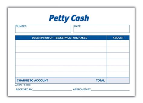 petty cash voucher template www imgkid com the image