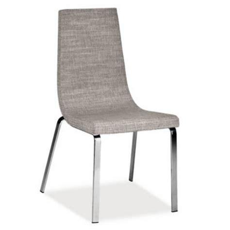 sedia calligaris sedia cruiser di calligaris con seduta in pelle e tessuto