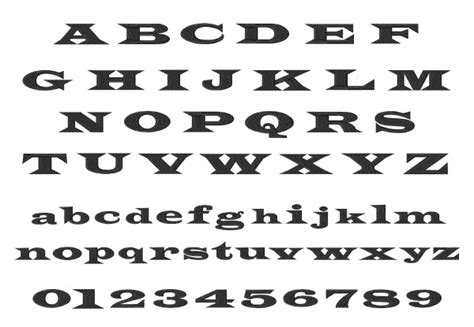 font design latin latin wide font by embroidery patterns home format fonts