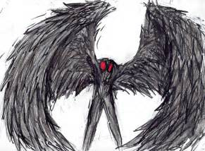 the terrifying mothman was first spotted 50 years ago