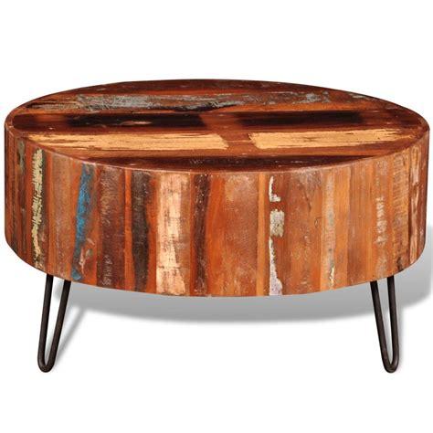 Solid Wood Coffee Table Uk Vidaxl Co Uk Reclaimed Solid Wood Coffee Table