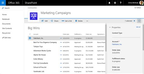 best site to new microsoft announces the rollout of new sharepoint lists