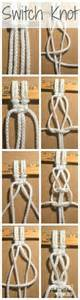 How To Macrame Knots Step By Step - best 25 macrame knots ideas on macrame