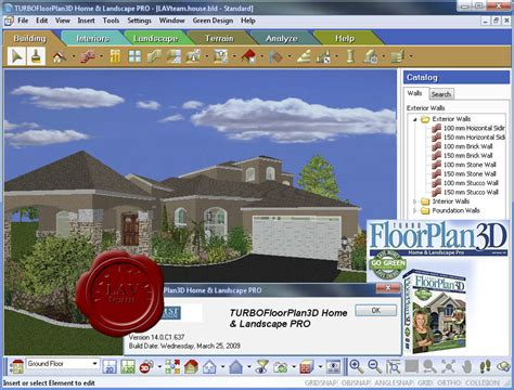 home landscape design pro v17 windows turbo floorplan 3d home and landscape pro v17 التطبيقات