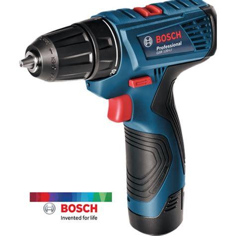 Cordless Bosch Gsr 120 Licordless Impact Drill Driver bosch gsr 120 li cordless drill