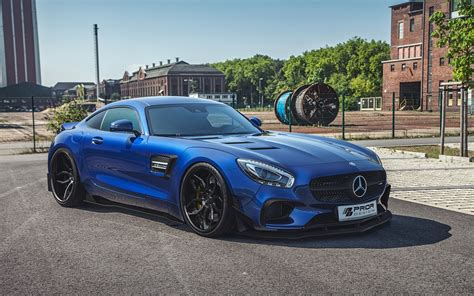 widebody cars prior design provides mercedes amg gt s with wide body kit