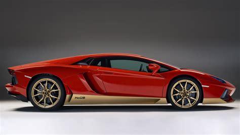 Lamborghini Images Lamborghini Aventador Miura Homage Revealed Autoevolution