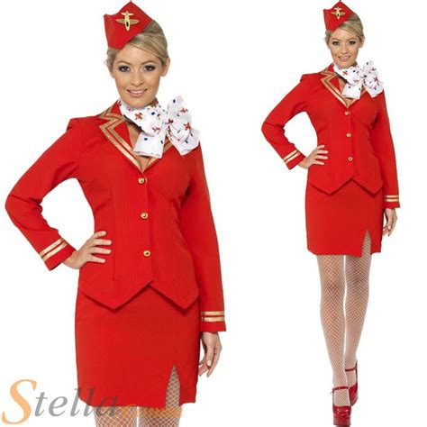 How To Dress For Cabin Crew by Trolley Dolly Air Hostess Stewardess Cabin Crew