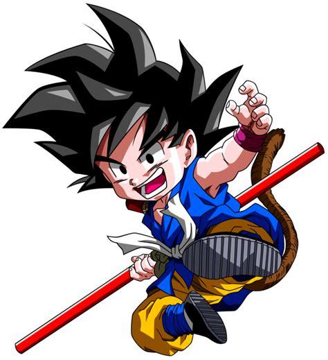 Apprendre A Dessiner Chibi Goku
