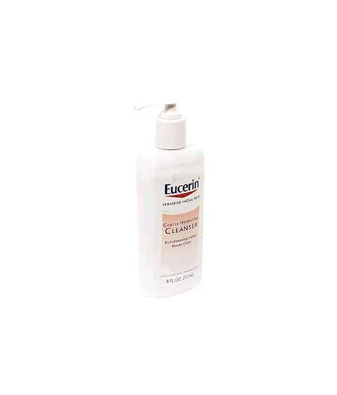 Ristra Hydrating Cleanser Freshener For Sensitive Skin eucerin sensitive skin gentle hydrating cleanser 8 ounce pack tae buy eucerin