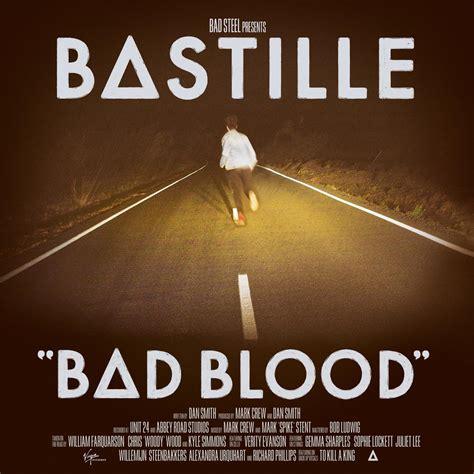 Bastille Bad Blood matt mcdonald gcse album cover connotations