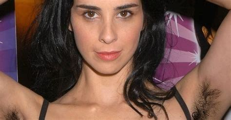 sara silverman armpits sarah silverman now that s some armpit hair hair