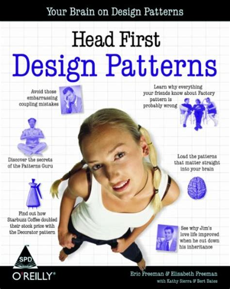 Design Pattern Kathy Sierra | head first design patterns by kathy sierra eric freeman