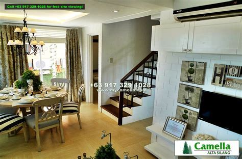 CAMELLA ALTA SILANG   Carina House and Lot for Sale in Silang
