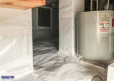 crawl space repair  jobs   home  garner nc