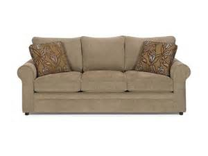 craftmaster sofa craftmaster living room three cushion sofa 774850 sleeper