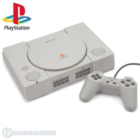 Playstation One Ps1 Tebal Psx ps1 konsole original controller zubeh 246 r kaufen 5801146 konsolenkost