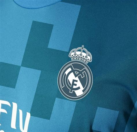 Jersey Real Madrid Away 2018 New Season blue real madrid jersey 2017 18 new real third kit 2017