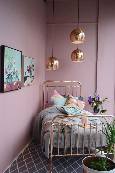 Copper Bedroom L by Best 25 Copper Bed Frame Ideas On Copper Bed