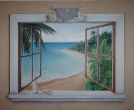 Windows That Open Out Ideas Open Window Mural By Gallery Of On Deviantart