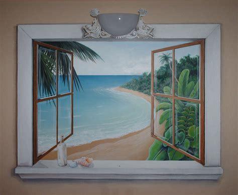 Windows That Open Out Ideas Open Window Mural By Silkwood On Deviantart