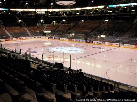 acc section 118 air canada centre section 117 toronto maple leafs