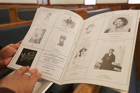 Spring Branch Baptist Church Celebrates 165 Years News Scnow Com Church Anniversary Souvenir Booklet Template