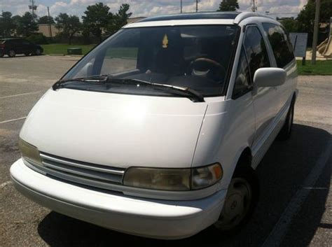 gulf states toyota phone number find used 1993 toyota previa le mini passenger 3 door