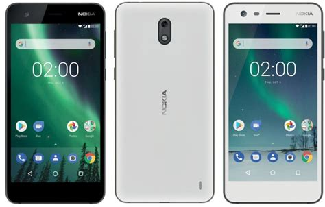 Hp Nokia Android 5 Inch nokia 2 with 5 inch display android 7 1 1 4100mah battery announced in india