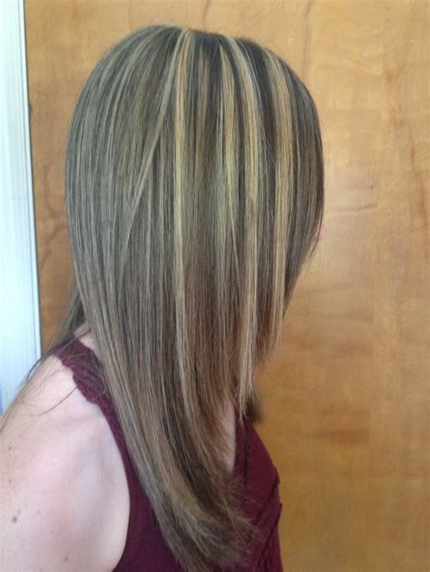oval foil hair color blonde hair foils with pearl ash toner hair colors