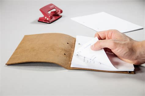 How To Make Notebook Paper Look - create your own notebook the everlasting notebook reuse