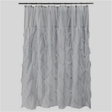 how to make pintuck curtains west elm pintuck shower curtain decor look alikes
