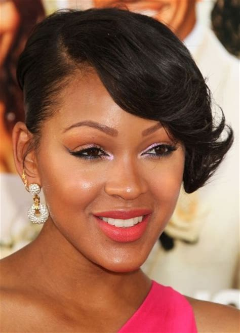 essence short hair gallery photos meagan good new haircut new hair ideas 2018