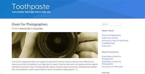 themes wordpress open source 30 open source wordpress themes free website templates