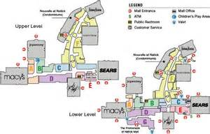 natick mall floor plan 25 best ideas about natick mall stores on