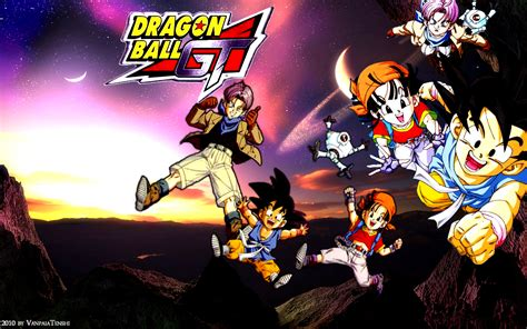 wallpapers full hd dragon ball gt dragon ball gt wallpaper imagenes