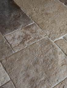antique dalle de bourgogne stone floor tiles traditional