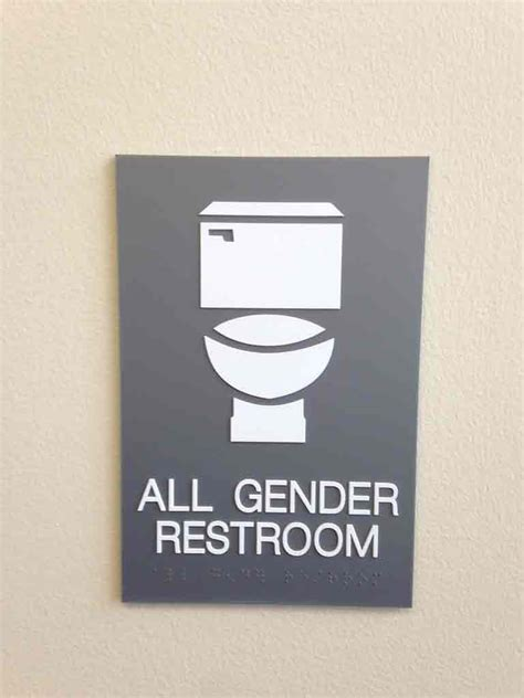 gender neutral bathroom ithaca college students seek out gender neutral bathrooms