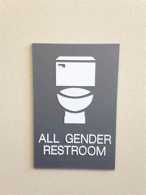 gender neutral bathroom ithaca college students seek out gender neutral bathrooms