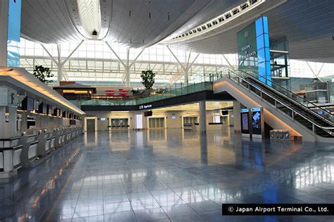 photo gallery at haneda airport the birth of new international flights enjoy haneda airport