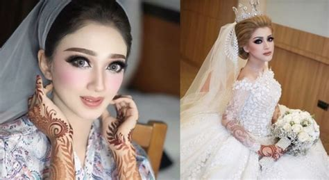 tutorial make up pengantin ala korea riasan mata barbie ala mua imel vilentcia ini lagi tren